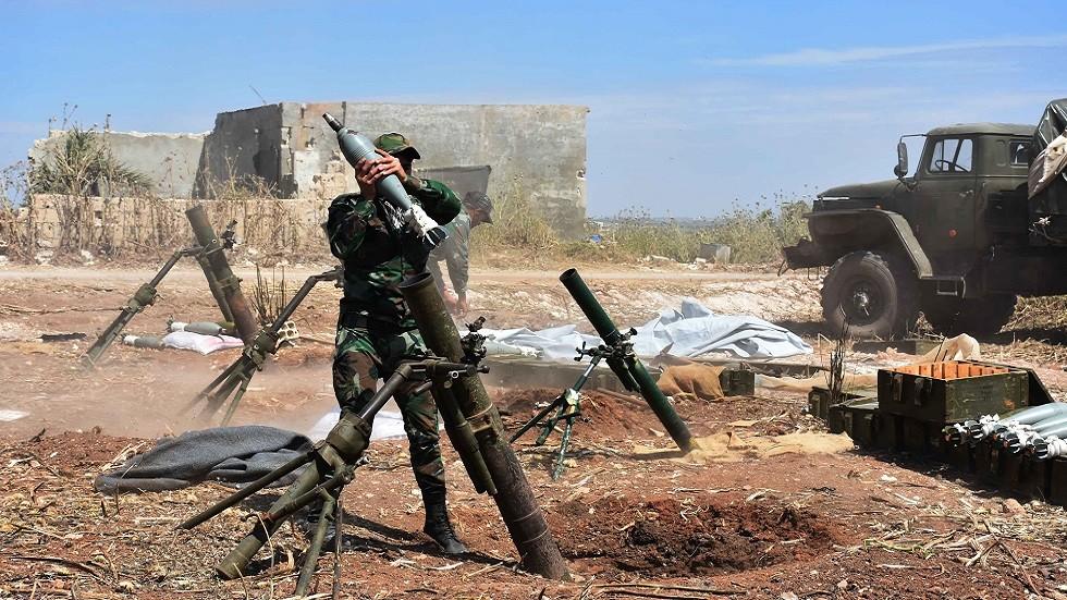 الجيش السوري يعلن استئناف عملياته ضد المسلحين في إدلب