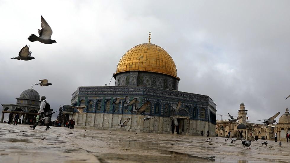 جماعة يهودية تطالب نتنياهو باقتحام الأقصى في عيد الأضحى