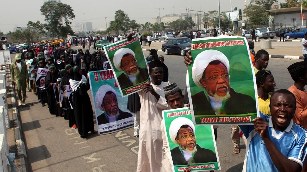 سلطات نيجيريا تسمح لرجل الدين المسجون إبراهيم زكزكي بمغادرة البلاد