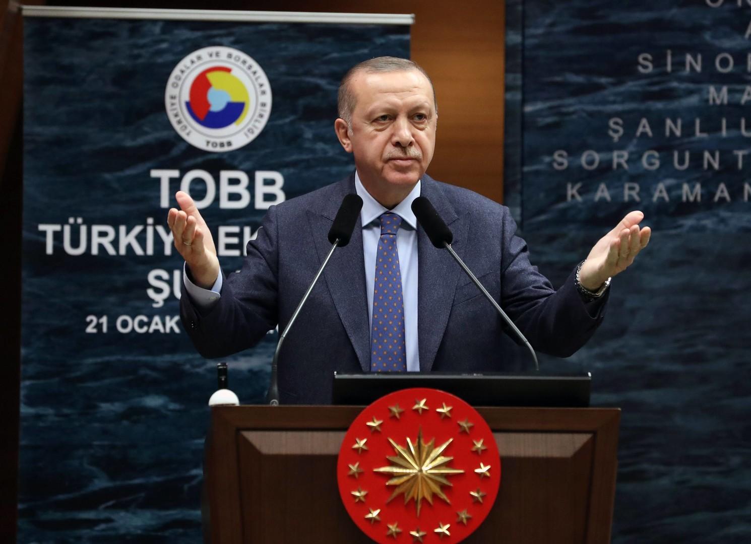 جولة من التوتر.. أردوغان يعلن عملية جديدة في سوريا