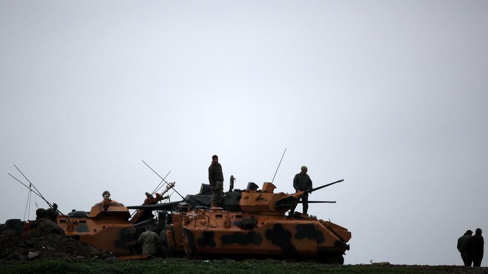 الولايات المتحدة تناور بين الأكراد والأتراك
