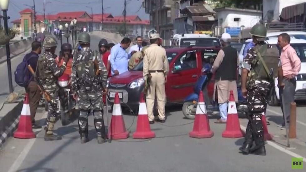 إسلام آباد: ملتزمون بسكان كشمير