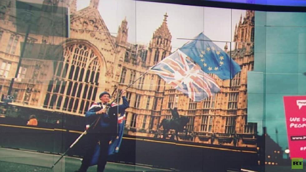 لندن: تحالف ضد طهران وموسكو عقب بريكسيت