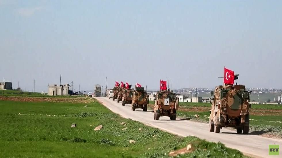 أردوغان يهدد بعملية ضد الأكراد بسوريا