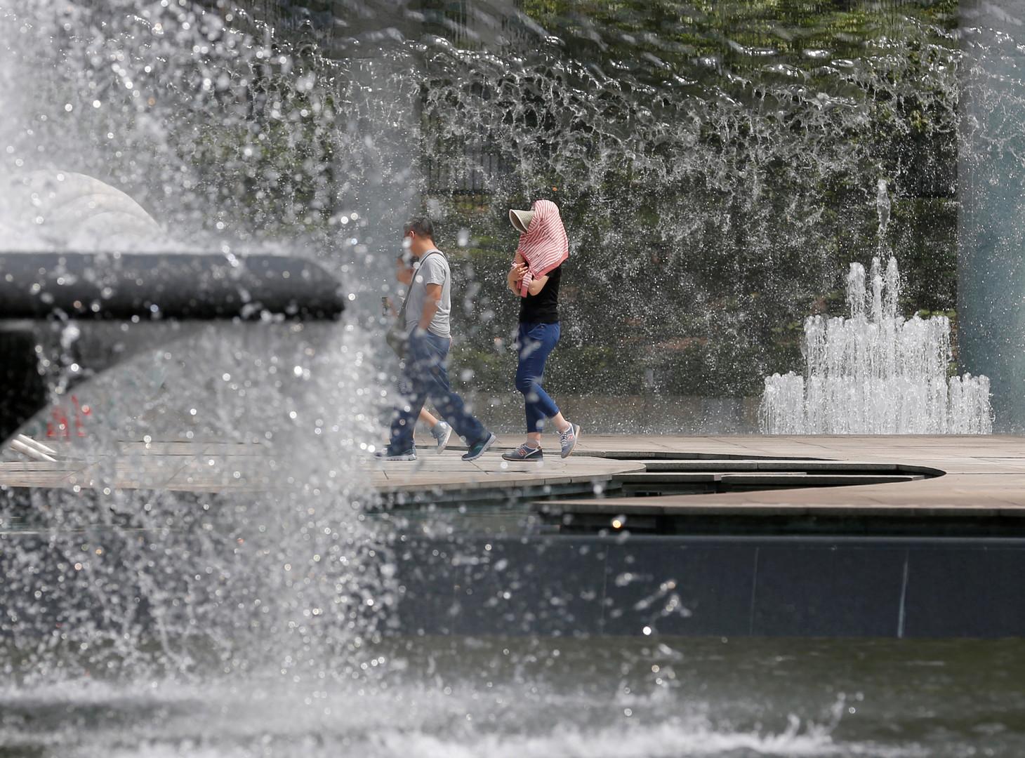 وفاة أكثر من 57 يابانيا جراء موجات الحر خلال أسبوع واحد