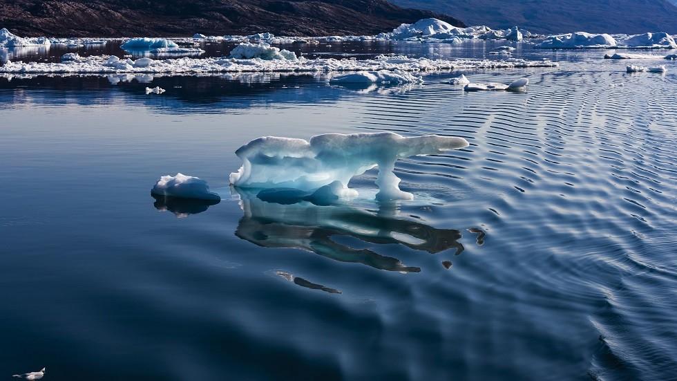 رصد ذوبان كارثي للجليد في غرينلاند