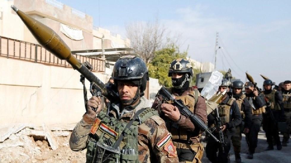 قوات جهاز مكافحة الإرهاب في العراق (صورة أرشيفية)