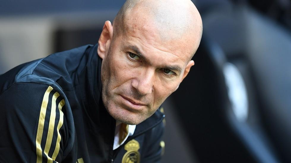 زيدان يستبعد 9 لاعبين من قائمة ريال مدريد لمعسكر النمسا