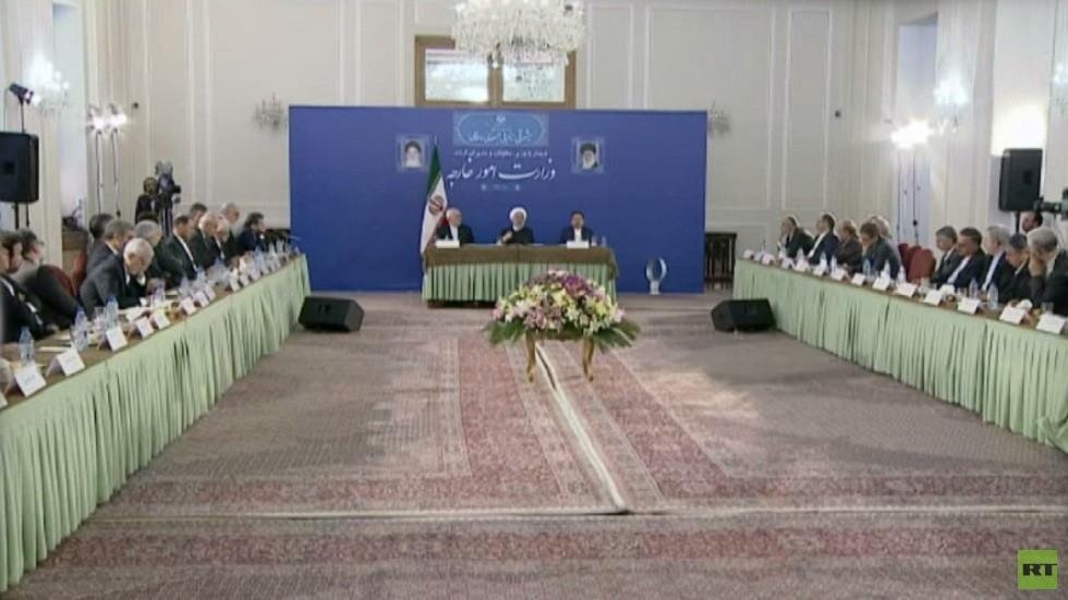 طهران: الوجود الأجنبي يزعزع أمن المنطقة