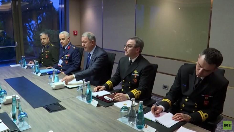 اتفاق أمريكي تركي لإنشاء مركز عمليات