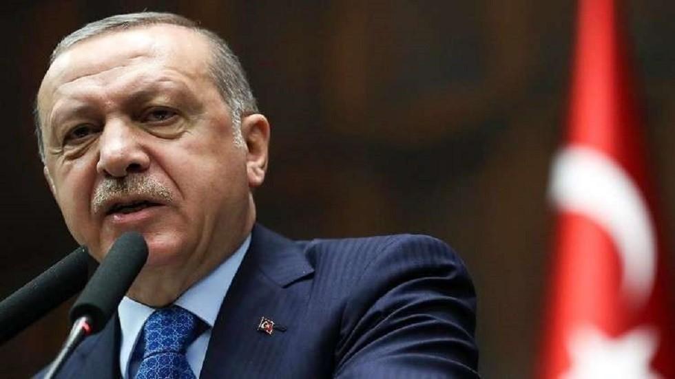 أردوغان: إنشاء منطقة آمنة شمال سوريا بالتوازي مع تأسيس مركز عمليات مشترك مع واشنطن
