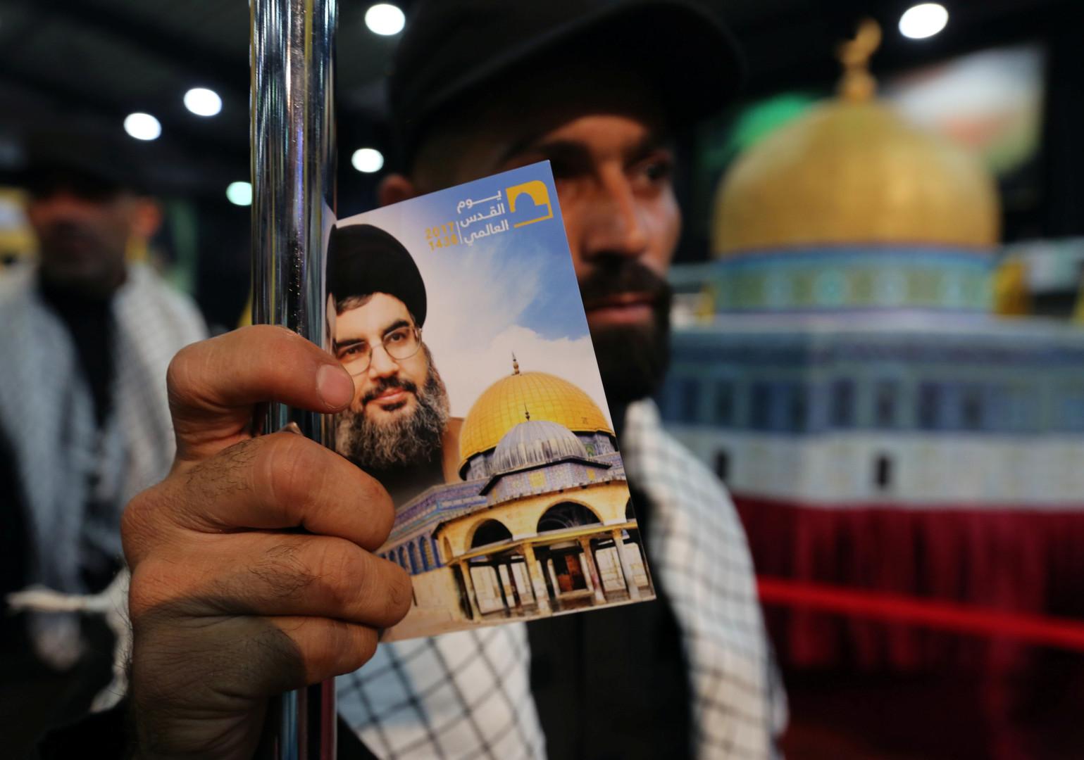 رسالة إيرانية إلى نصر الله في ذكرى