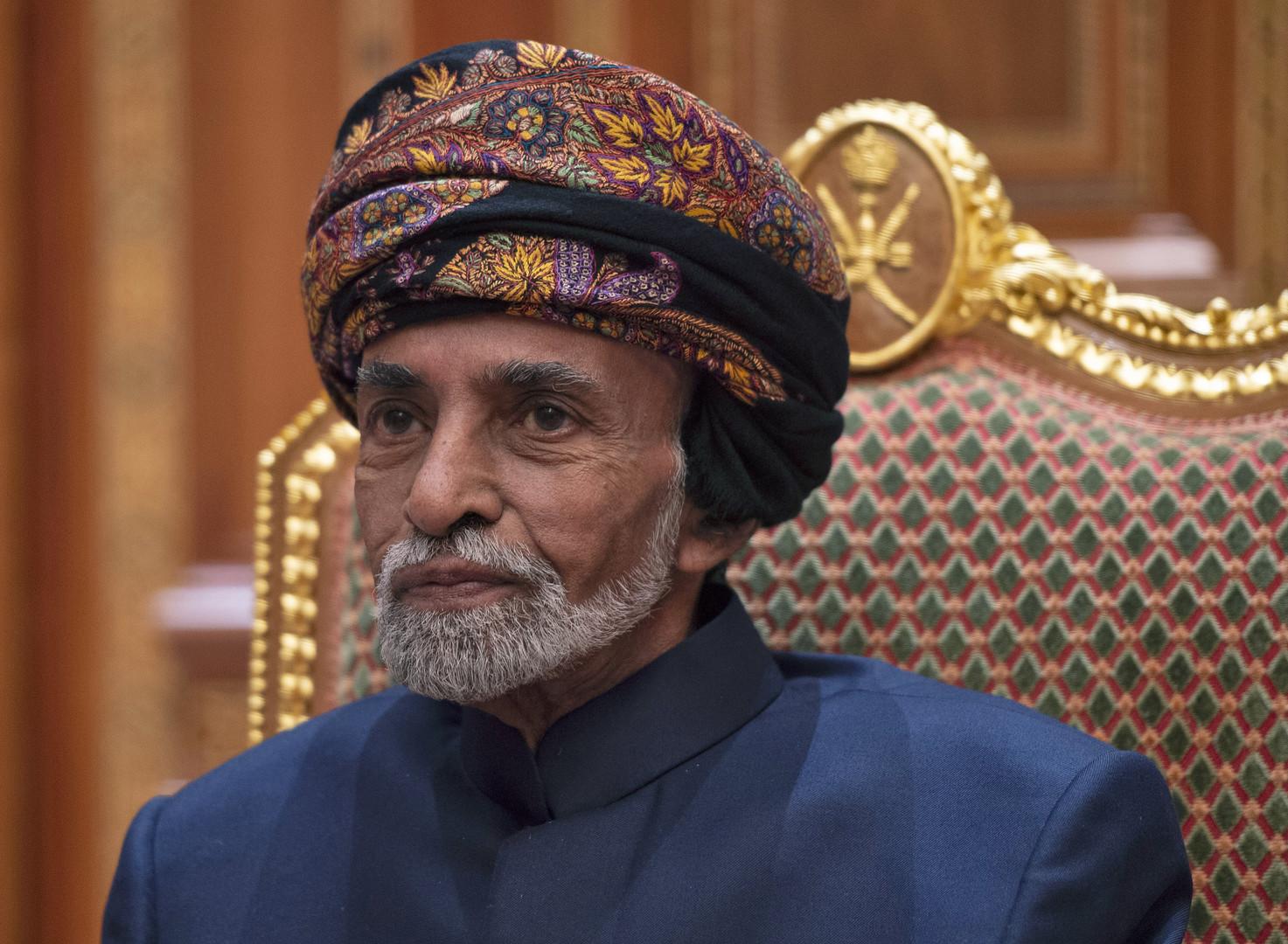 صحيفة عمانية تنفي نقلا عن مصدر خاص ما تردد عن تدهور صحة السلطان قابوس
