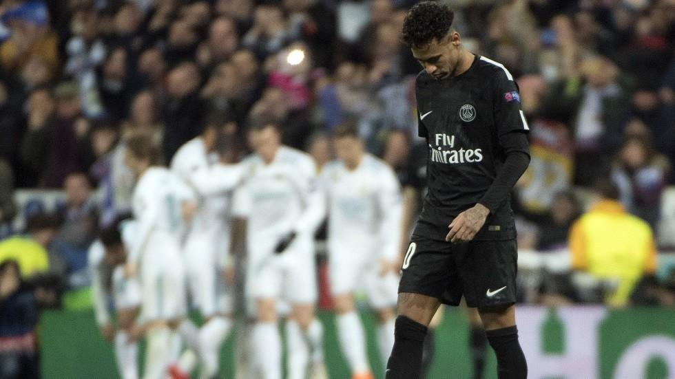 نيمار يشعل تقارير عن انتقاله لريال مدريد