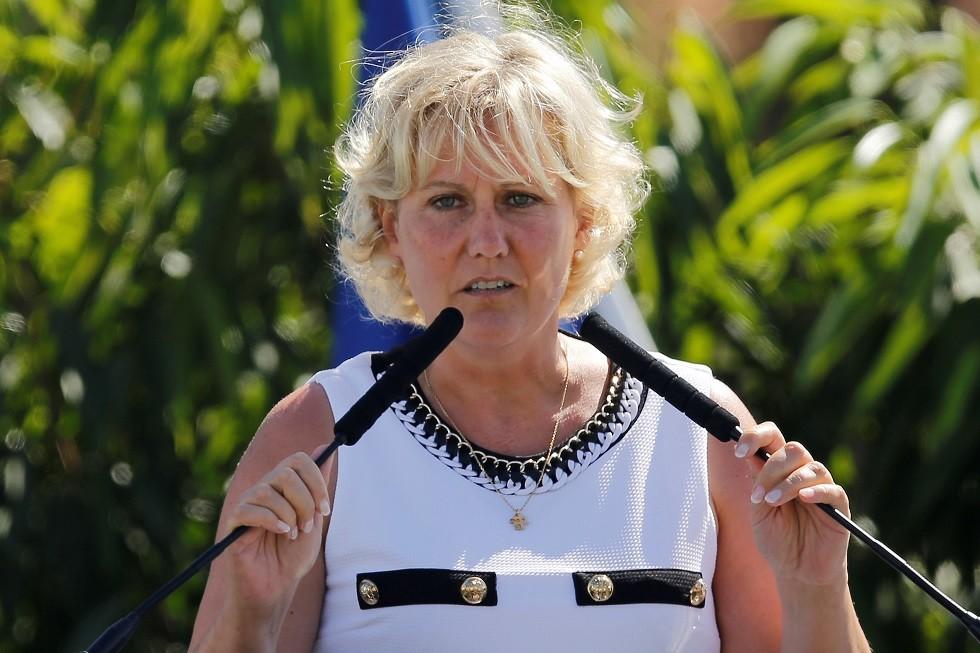 وزيرة التكوين المهني بفرنسا سابقا نادين مورانو