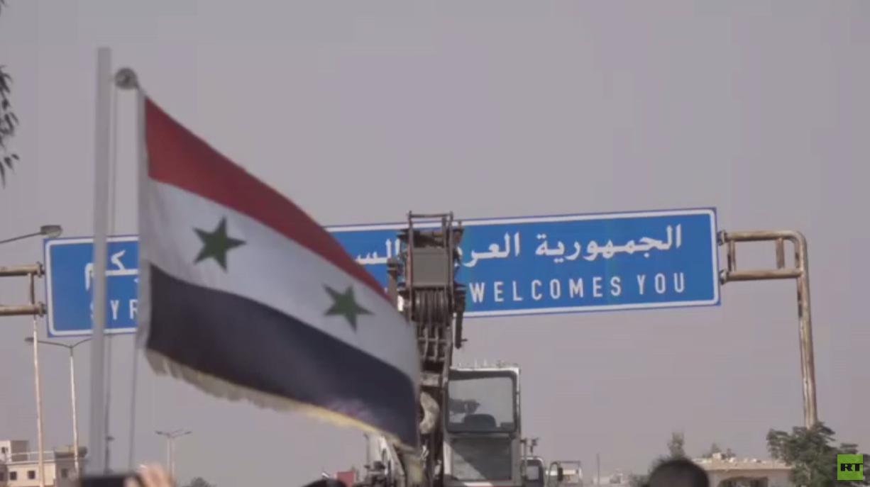 اتفاق سوري عراقي على فتح معبر القائم