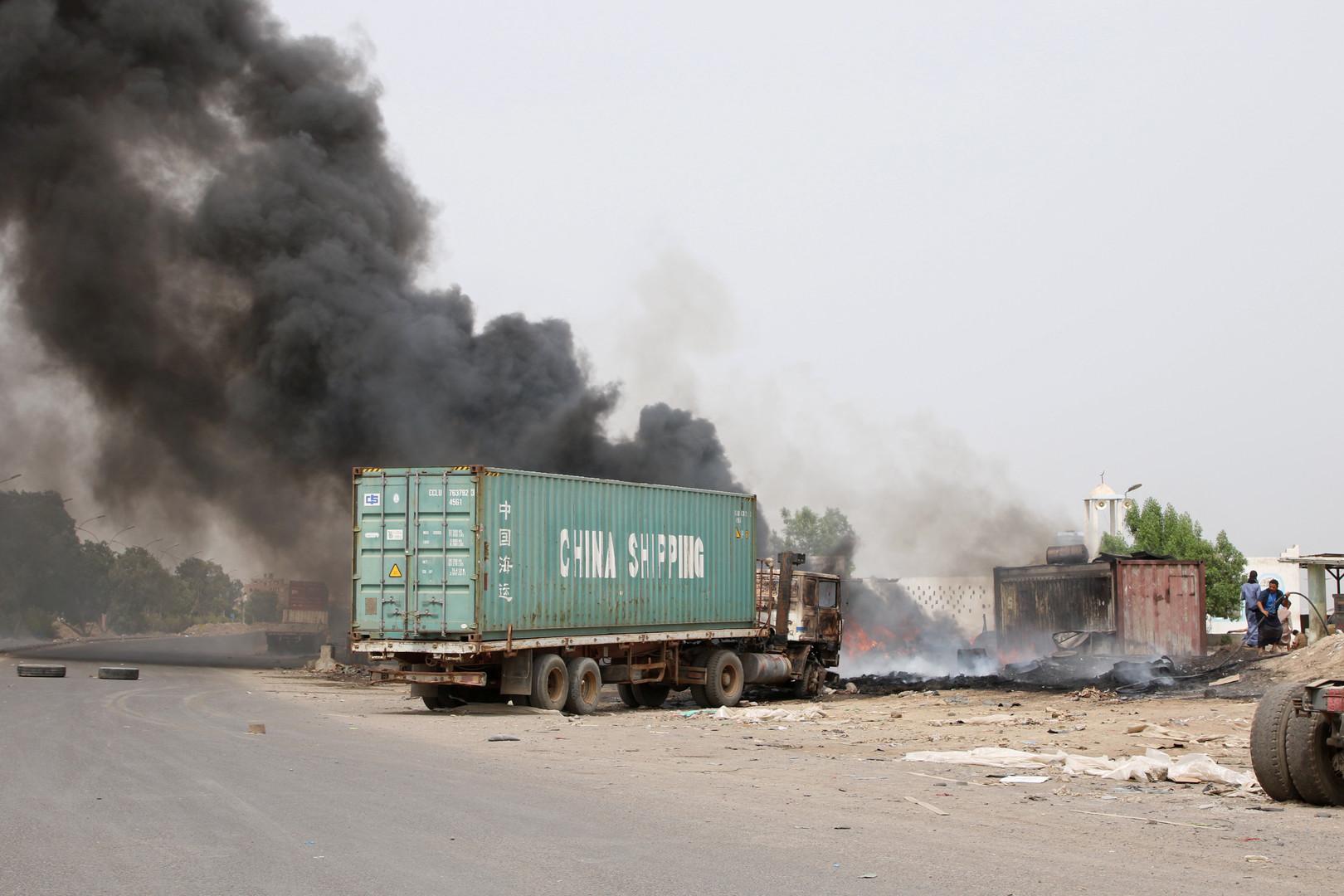 الأمم المتحدة قلقة من التصعيد في عدن وتدعو لوقف القتال