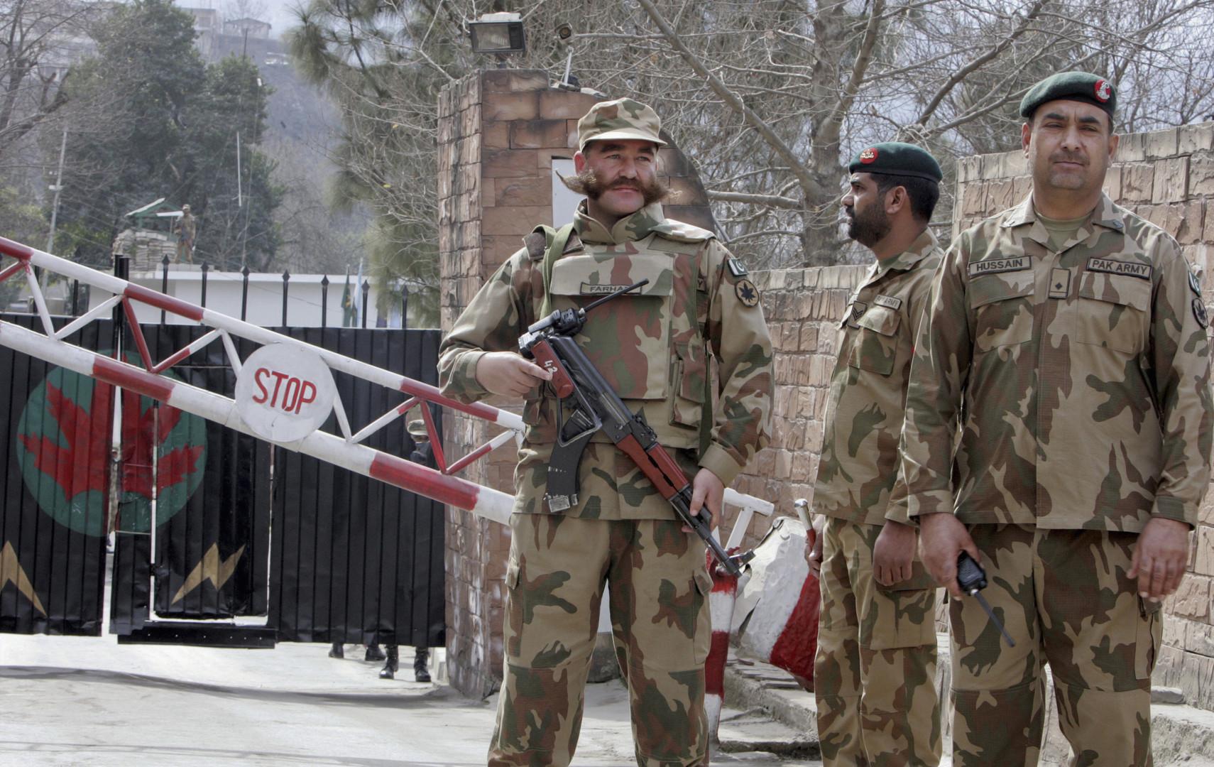 باكستان لا تستبعد اتخاذ إجراءات عسكرية ضد الهند بسبب كشمير