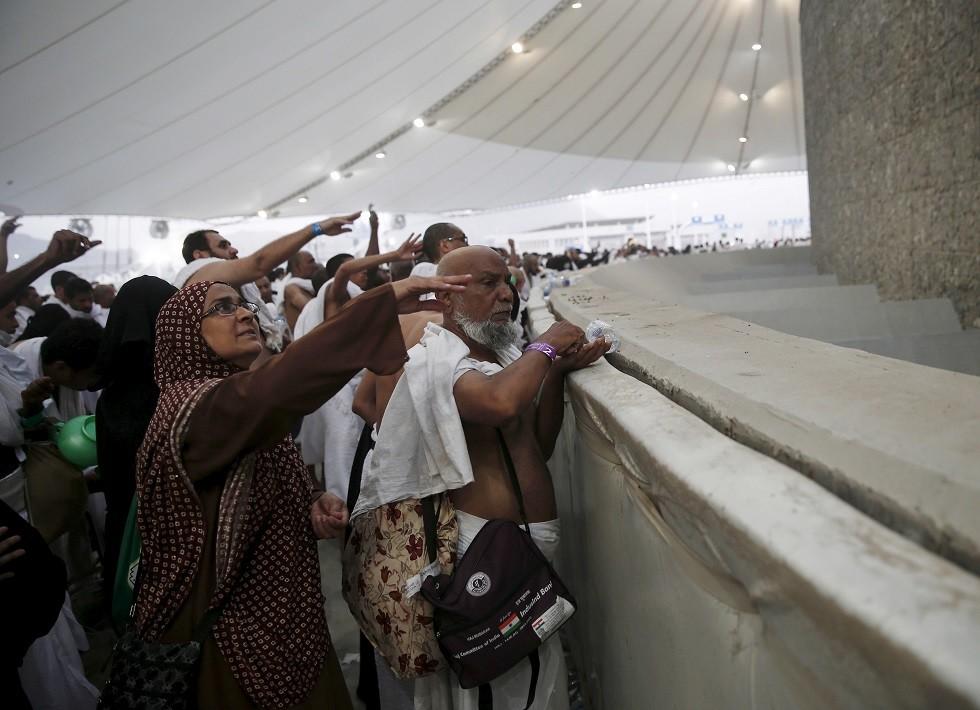 السعودية تؤكد استعدادها لتأمين شعيرة رمي الجمرات