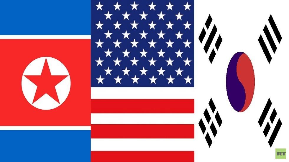 تدريبات عسكرية مشتركة بين واشنطن وسيئول.. وبيونغ يانغ تحتج!