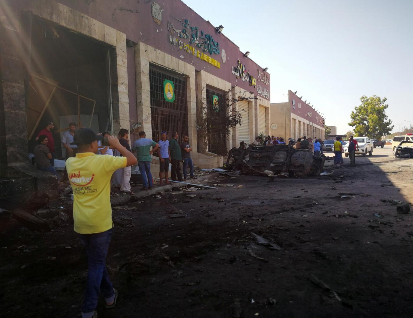 بعد مقتل موظفين أمميين.. مجلس الأمن الدولي يدعو لخفض وتائر العنف في ليبيا