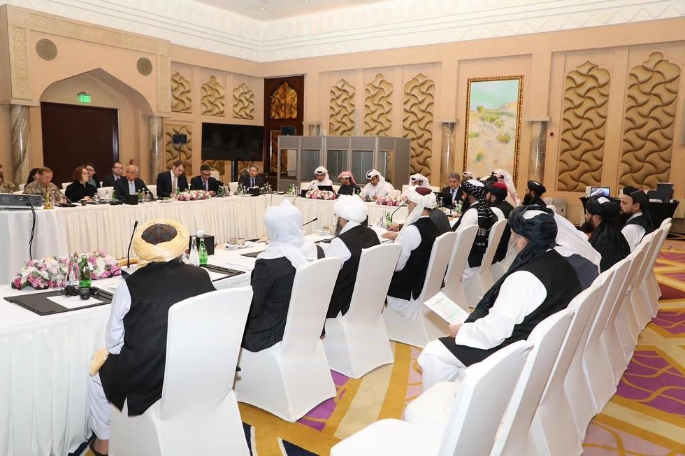اجتماع في الدوحة