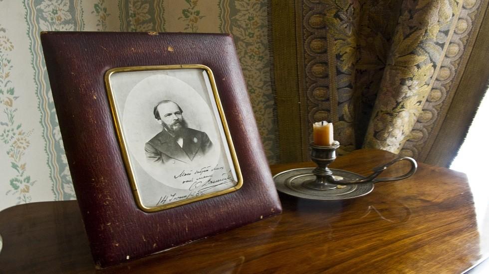 متحف الكاتب الروسي/ فيودور دوستويفسكي (1821-1881)