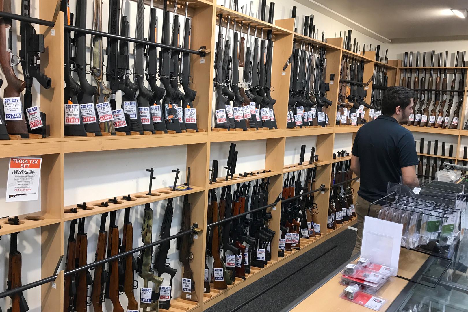 نيوزيلندا تشتري 10 آلاف قطعة سلاح من مواطنيها تفاديا لتكرار