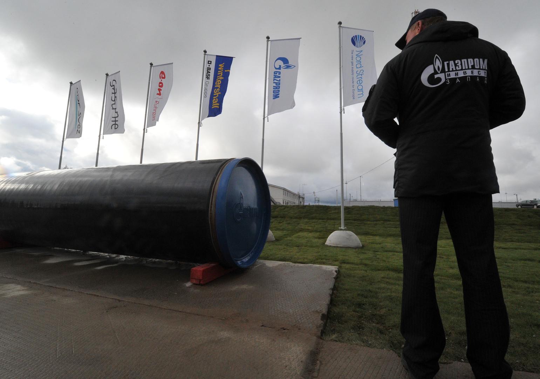 معركة الغاز: الأنابيب الروسية في أمان