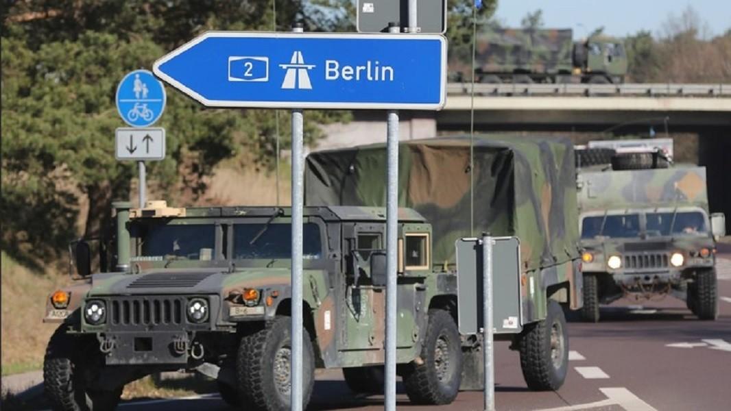 ألمانيا ردت على تهديدات الولايات المتحدة بسحب قواتها