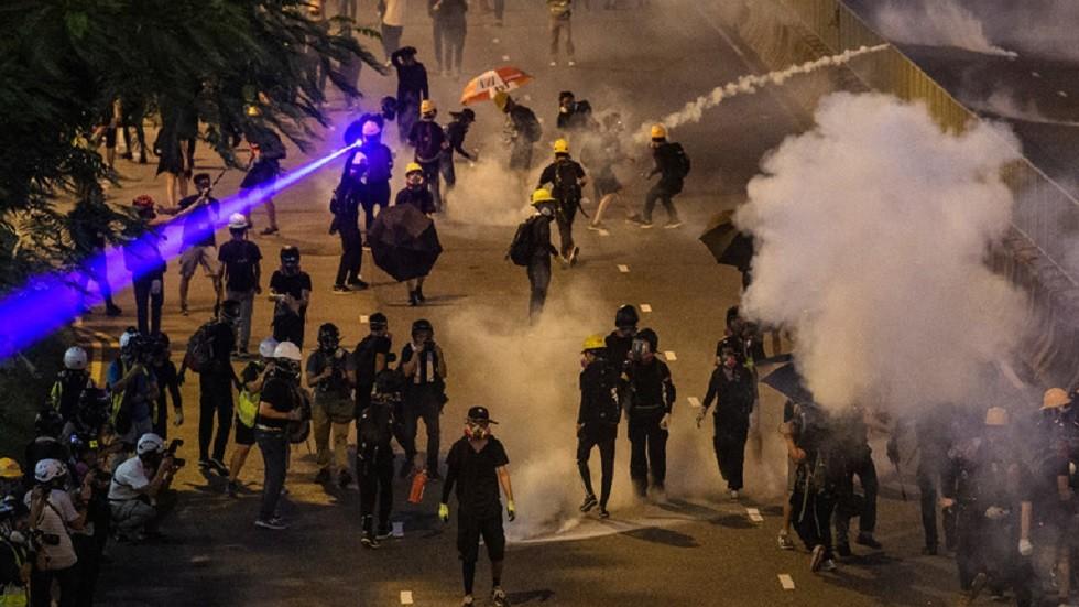 الصين: هونغ كونغ تمر بمرحلة حرجة