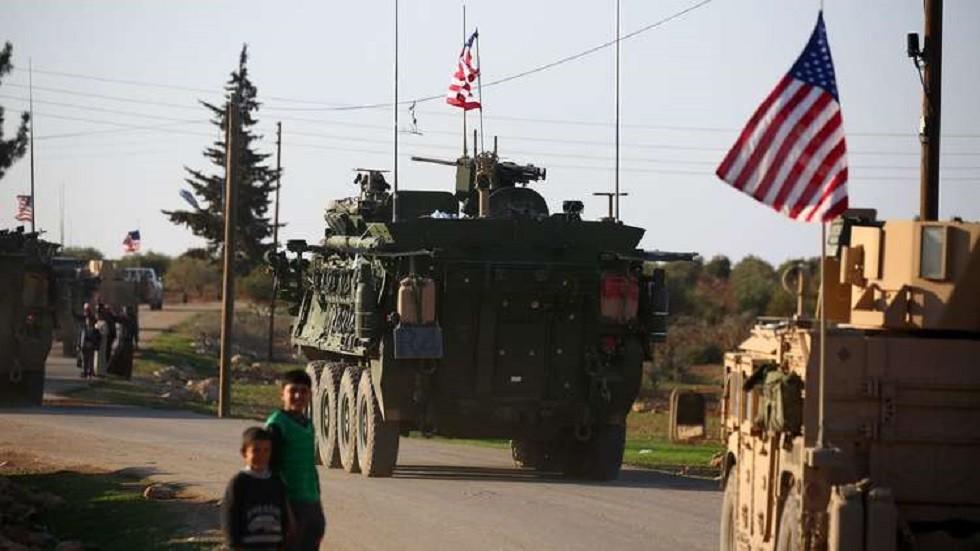قوات أمريكية في سوريا - أرشيف -
