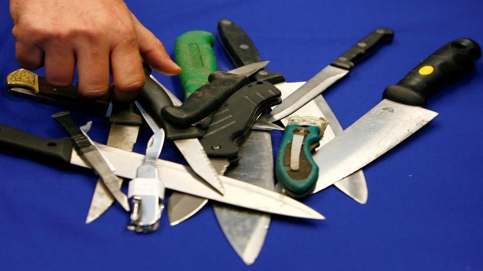 جرائم السكاكين
