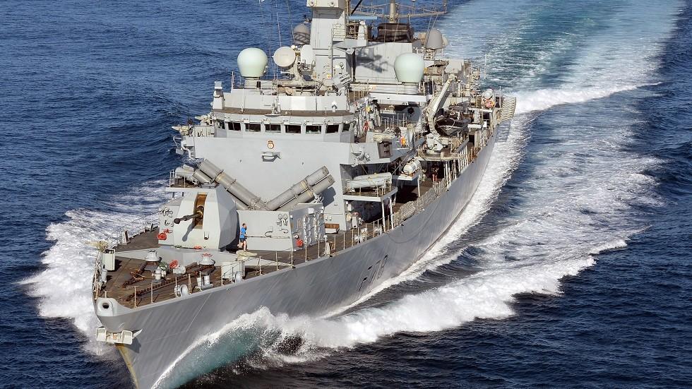 مدمرة بريطانية تتوجه إلى الخليج للمشاركة في تأمين الملاحة من