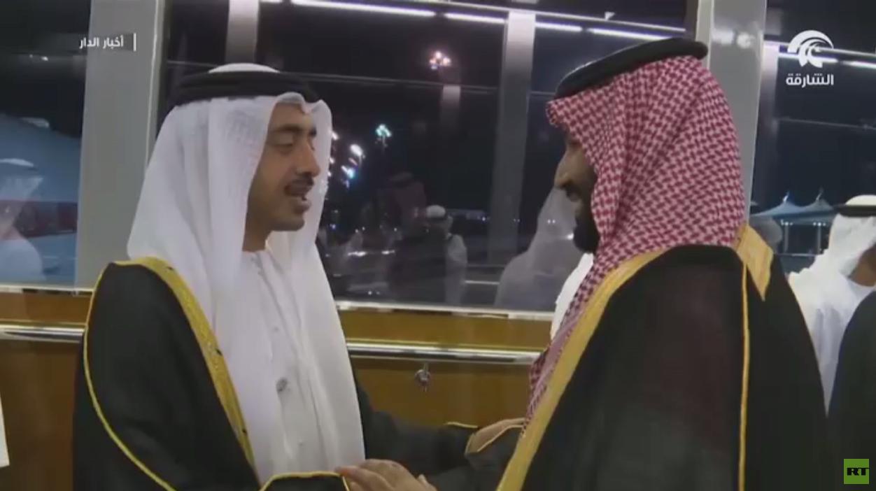 ابن زايد : دعوة الرياض لحوار يمني مهمة