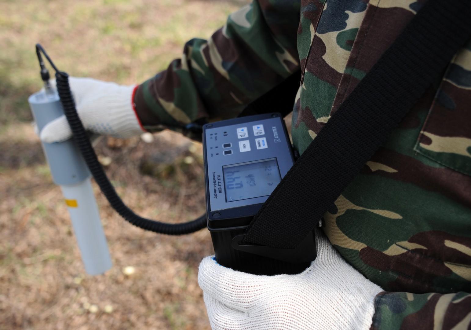 روسيا.. مستوى الإشعاع أثناء حادثة