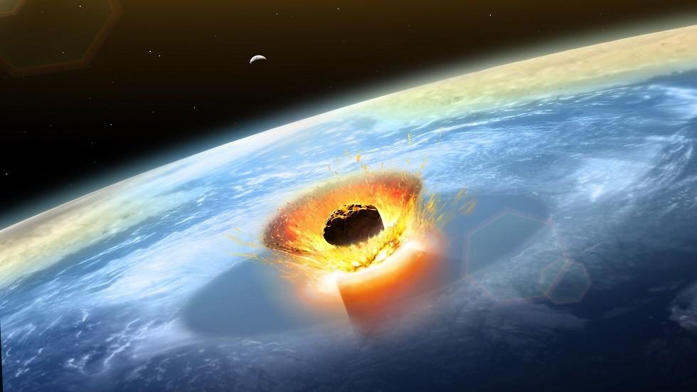 علماء يكشفون دور النيازك في ازدهار الحياة على كوكب الأرض