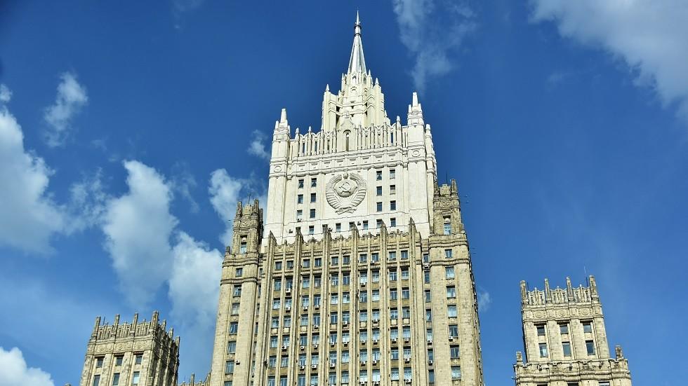 ردا على كييف.. موسكو تطرد دبلوماسيا أوكرانيا