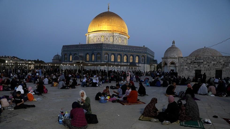 وزير إسرائيلي يدعو إلى تغيير الوضع القائم في القدس