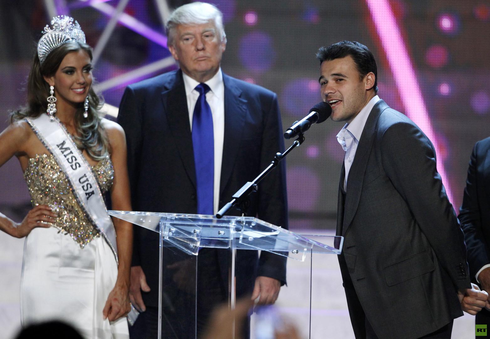 أمين أغالاروف.. صديق ترامب، ومؤسس مهرجان باكو الموسيقي على بحر قزوين