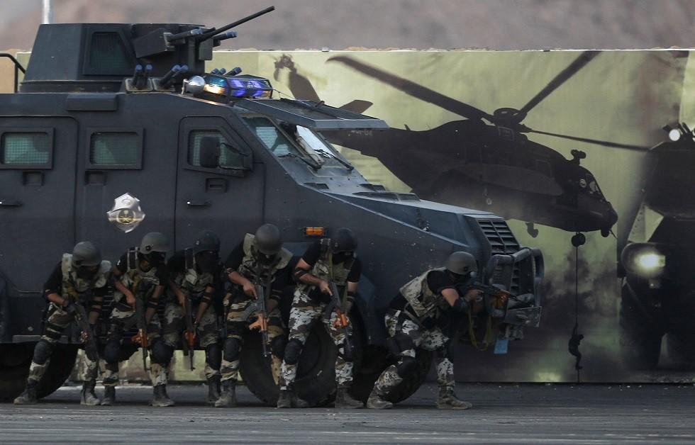 السعودية.. القوات الخاصة تؤمن الحجاج