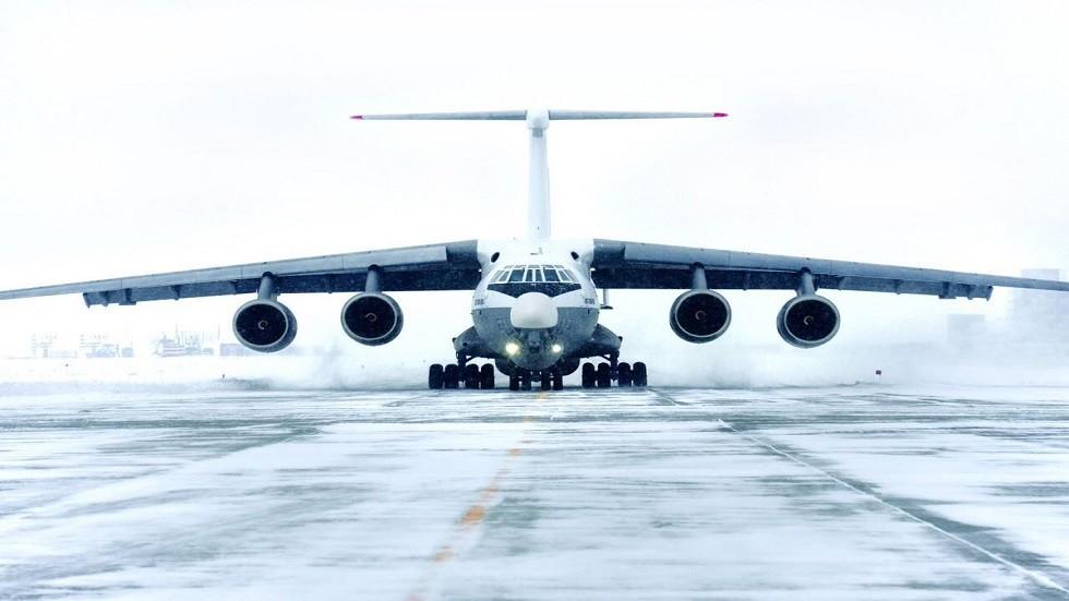 طائرات النقل الروسية تتزود بحماية من الأشعة فوق البنفسجية
