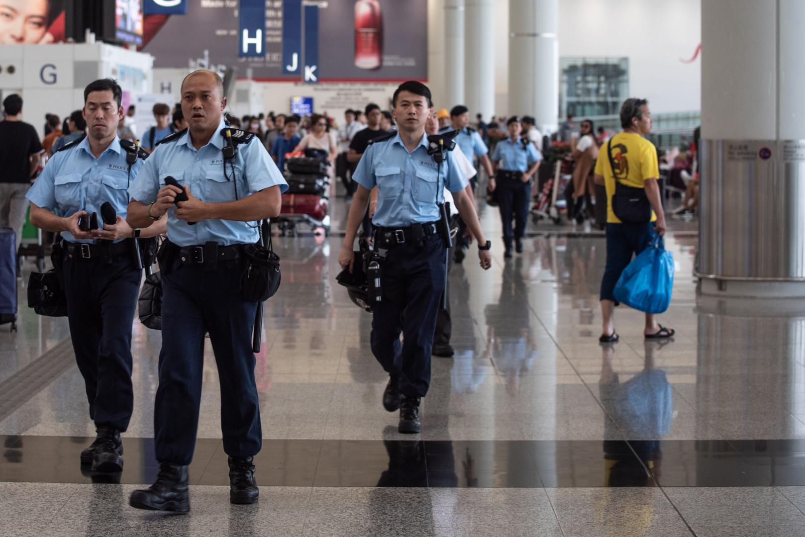 بكين مخاطبة واشنطن: توقفوا عن حشر أنوفكم في هونغ كونغ!