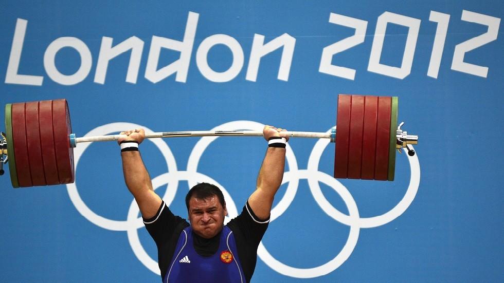 الرباع الروسي رسلان ألبيغوف صاحب برونزية أولمبياد 2012