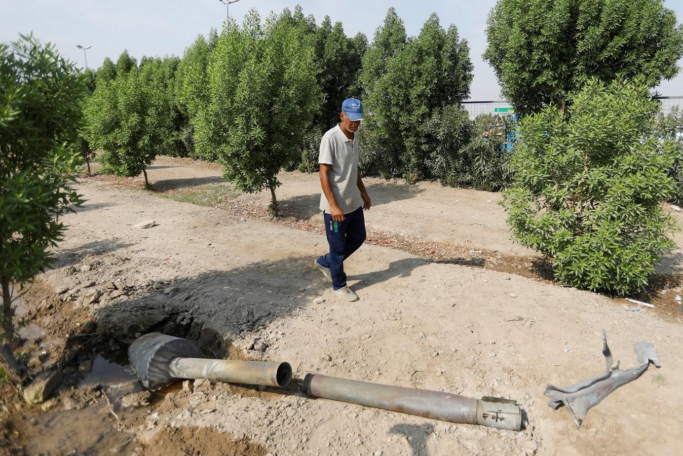 يتهمون إسرائيل بقصف العراق