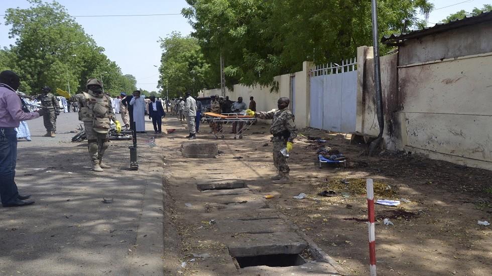 تشاد: مقتل 6 أشخاص في هجوم انتحاري نفذته امرأة