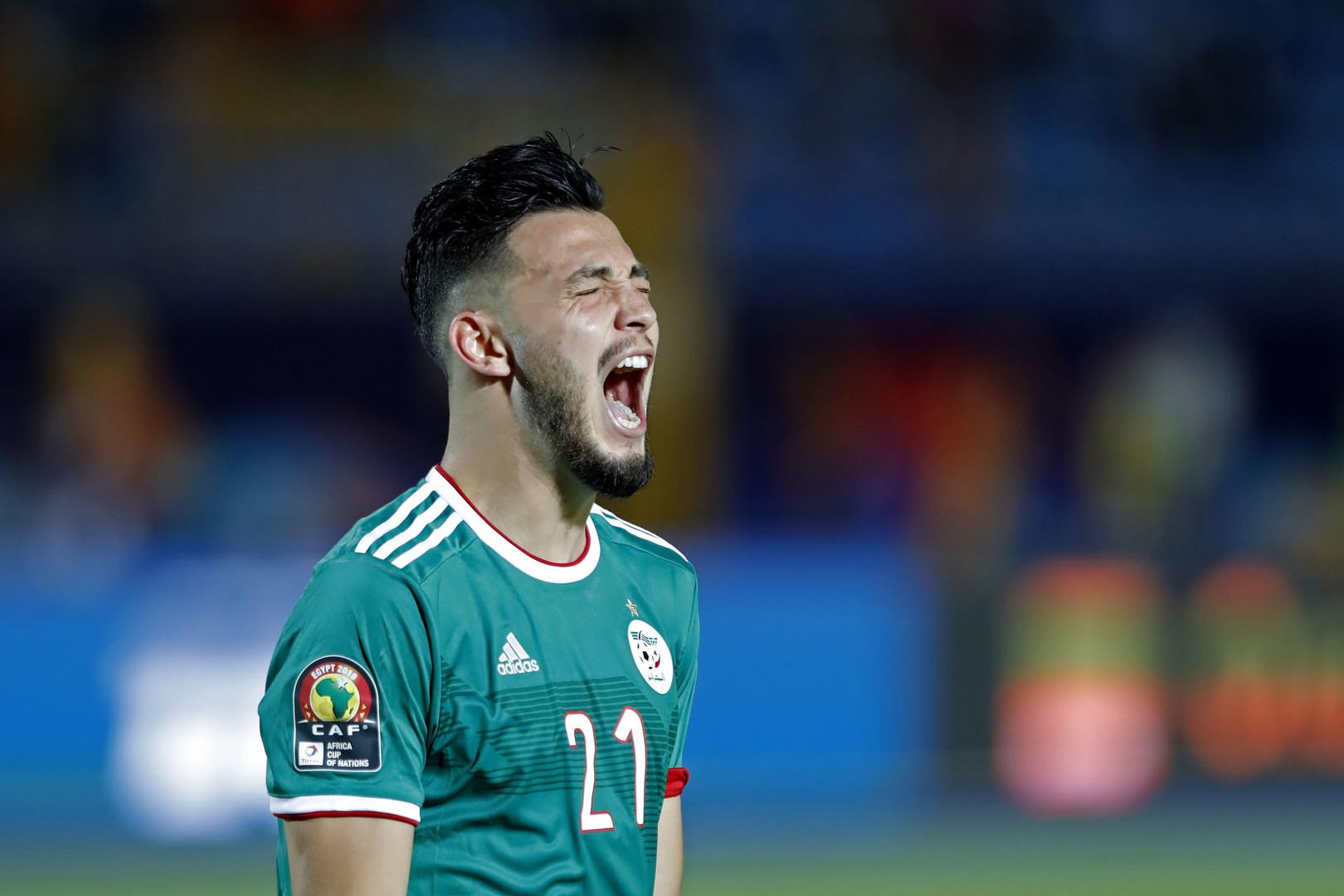 الجزائري بن سبعيني يلتحق رسميا بالدوري الألماني