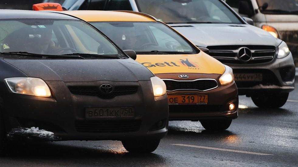 النقل الروسية تنوي حظر استخدام السيارات القديمة