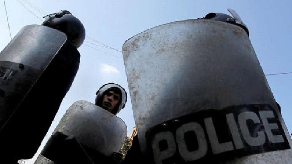مصري يقتل زوجته ويصيب أولاده و14 شخصا من أسرتها