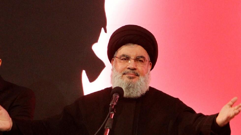 الأمين العام لحزب الله يكشف مضامين رسالة لوزير الخارجية الإيراني